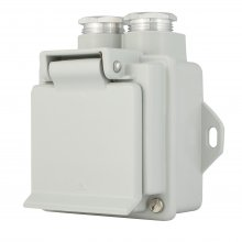 SOCKET OUTLET 16 A, 250 V, IP 44