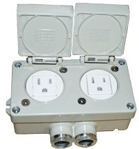 FOREIGN SOCKET-OUTLETS, 13–16 A, 125–250 V, IP 44