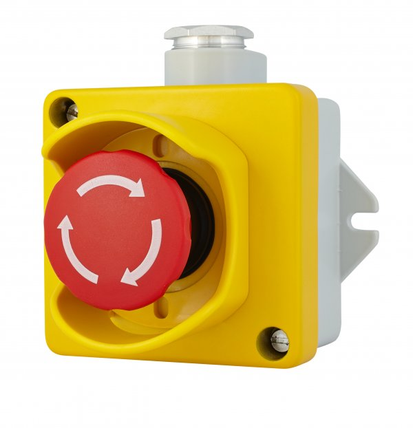 Emergency Stop Push Button Ip67 240vac Selcast